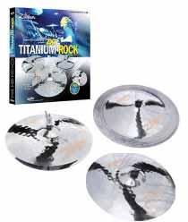 Titanium Rock Cymbals