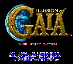 Illusion of Gaia Soundfont | Musical Artifacts